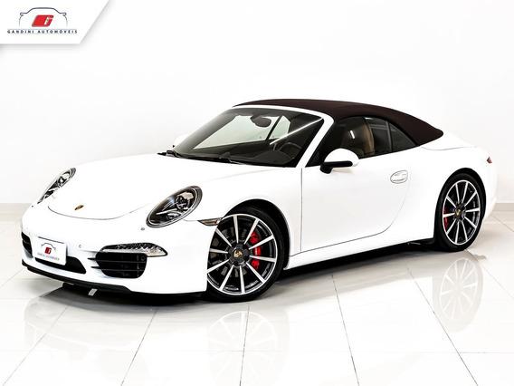 Porsche 911 3.8 Carrera S Cabriolet 6 Cilindros 24v