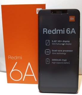 Celular Xiaomi Redmi 6a 16gb 2gb Ram Original Envio Imediato