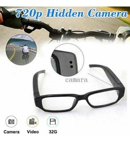 Hd 720p - Mini Hd 1080p/720p Videocámara Cámara De Gafas-690