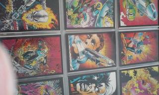 Ghost Rider I I 1992 De Marvel: 30 Tarjetas Diferentes