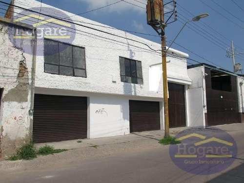 Bodega Industrial En Renta Excelente Ubicación Zona Centro Colonia Obregón