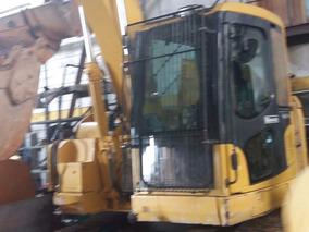 Escavadeira Komatsu 138 Ano 2009