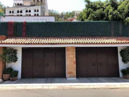 7765-rcv Casa En Venta En Serranía, Jardines Del Pedregal De San Ángel, Coyoacán