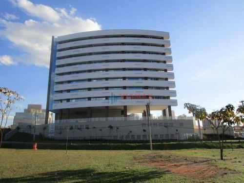 Imagem 1 de 30 de Excelente Sala Com 45m² Por R$ 250.000 - Jardim Aquarius - São José Dos Campos/sp - Sa0393