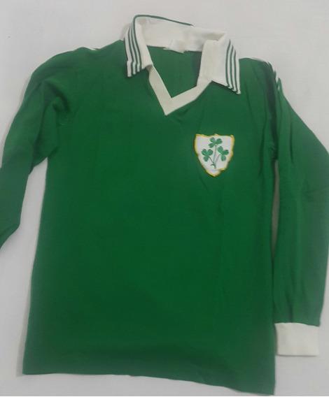 Combo Retro Camisetas Irlanda Y Usa Decada Del 70