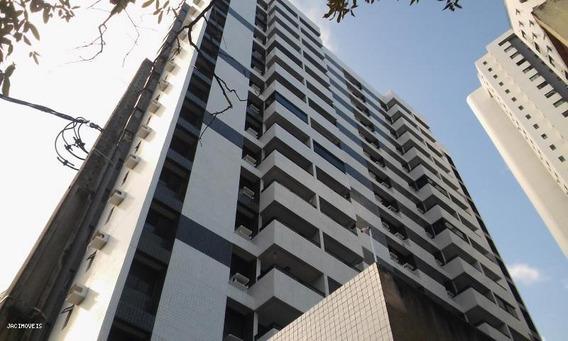 Apartamento Para Venda Em Recife, Boa Viagem, 2 Dormitórios, 1 Suíte, 2 Banheiros, 2 Vagas - Ja17_1-811689