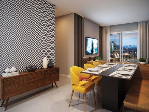Torre Única. Apartamento Com 2 Dormitórios À Venda - Jardim Prudência - São Paulo/sp - 13515
