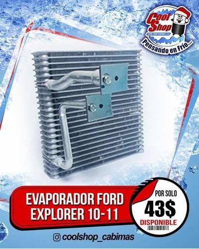 Evaporador Ford Explorer 2010-2011