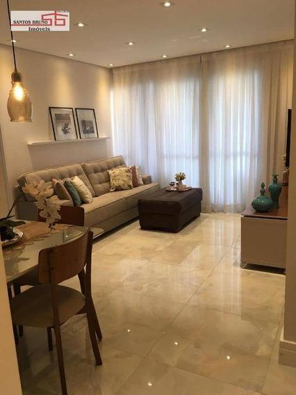 Apartamento Com 3 Dormitórios À Venda, 80 M² Por R$ 765.000 - Casa Verde - São Paulo/sp - Ap3012