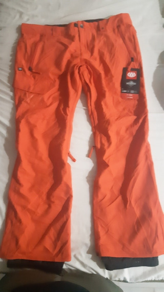 Pantalon 686 Para Nieve O Frio