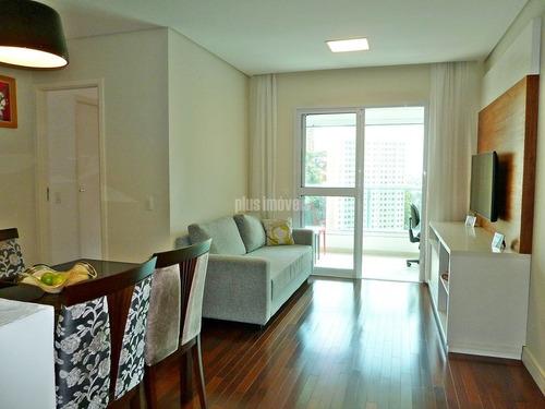 Imagem 1 de 15 de Apartamento 64m² C/02 Suítes/lavabo/sala/sacada/cozinha/02 Vagas Junto A G.gronchi, Px Alo Bebe - Pp12865