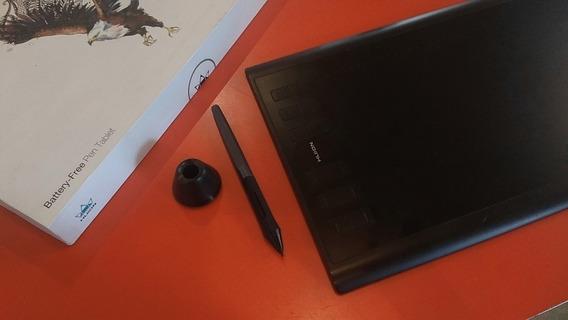 Mesa Digitalizadora - Tablet Huion H1060p - Inspiroy