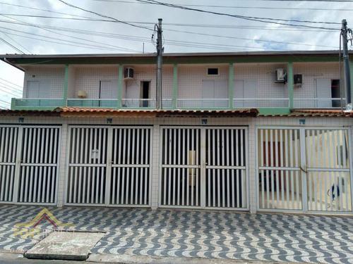 Imagem 1 de 16 de Casa Com 2 Dormitórios À Venda, 63 M² Por R$ 180.000,00 - Balneário Esmeralda - Praia Grande/sp - Ca0714