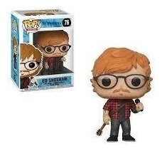 Funko Pop 76 Ed Sheeran Pata`s Games & Toys