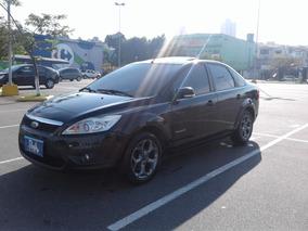 Focus Sedan Titanium 2.0 Flex Automatico Top De Linha!!