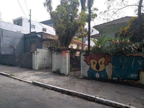 Imagem 1 de 7 de Terreno Para Incorporação - Rua Tuiuti. - Ta5284