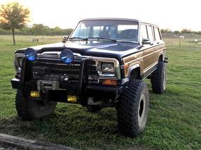 Jeep Gran Wagoneer 1986