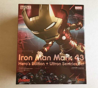 Nendoroid No.543 Iron Man Mark 43 Heros Edition