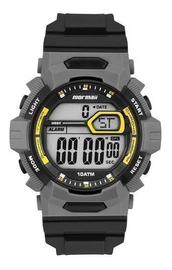 Relógio Mormaii Masculino Digital Mo0500aa/8y Queima Estoque