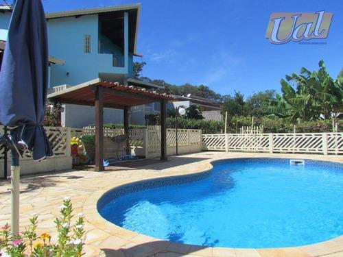Casa Com 4 Dormitórios À Venda, 324 M²- Vila Dom Pedro - Atibaia/sp - Ca1873