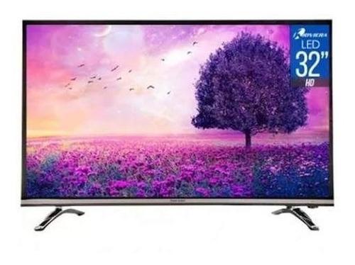 Imagen 1 de 3 de Televisor Smart Tv Riviera 32 Android Full Hd Comando De Voz