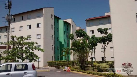 Apartamento Com Armários 2 Dormitórios - Granja Viana/sp - Ap0107