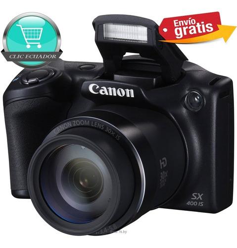 Camara Canon Sx400 Semiprofesional 16 Mpx 60x + Garantia