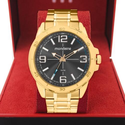 Relógio Masculino Mondaine 53832gpmvde4