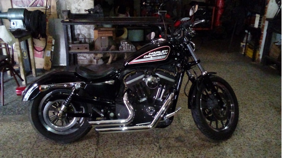 Harley Davidson Sporster 883 R