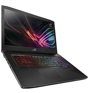 Notebook Gamer Asus Rog Strix Gl703gm I7 16gb Ssd+hd Gtx1060