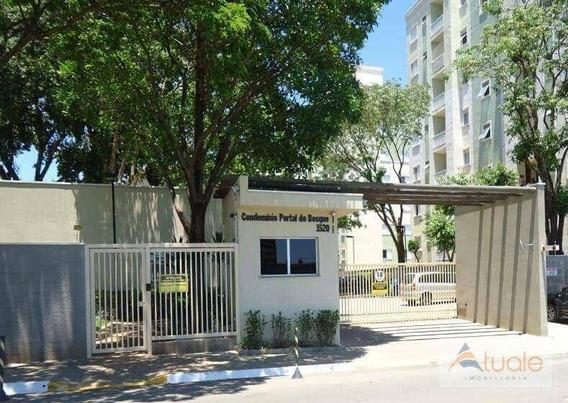 Apartamento Residencial À Venda, Jardim Santa Izabel, Hortolândia. - Ap4591