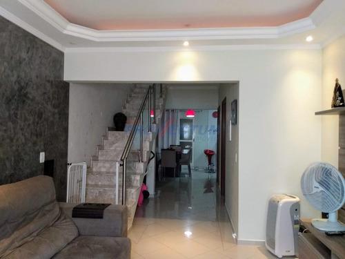 Casa À Venda Em Residencial Cosmos - Ca274050