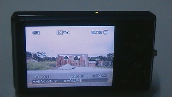 Camera Fotográfica Sony Cybershot Dsc-w380