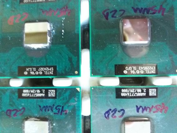 Processador Notebook T6500 2.0ghz/2mb/800mhz