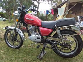 Vendo Suzuki Gn 125