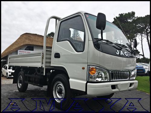 Camión Jac Hfc 1035 K Rueda Simple Amaya