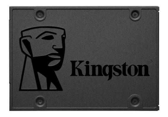 Caddy Case + Ssd Kingston A400 480gb Sa400s37/480g Sata Nfe
