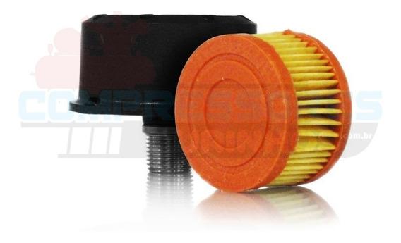 Filtro De Ar Compressor 1/2 (19mm) Chiaperini Motomil Outro