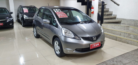 Honda Fit Lx 1.4 16v Flex Aut 2010