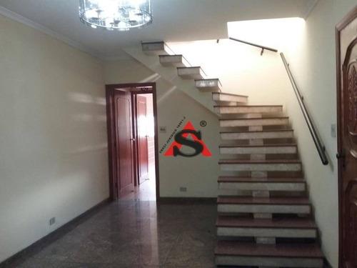 Casa Com 3 Dormitórios À Venda, 140 M² Por R$ 690.000,00 - Jardim Da Saúde - São Paulo/sp - Ca2495