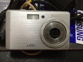 Samsung L830 - Câmera Digital Supercompacta