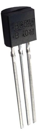 Transistor Bc547 Bc 547 Com 5 Peças
