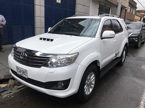 Toyota Fortuner Sin Pico Y Placa