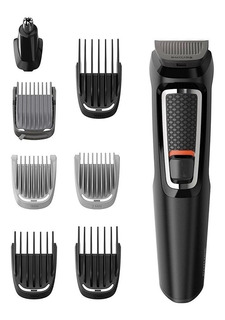 Maquina Corta Barba Cabello 8 En 1 Inalambrica Philips Mg373