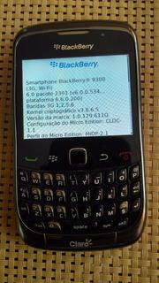 Blackberry Curve 9300 / 3g / Usado / Funcionando / Ótimo Est