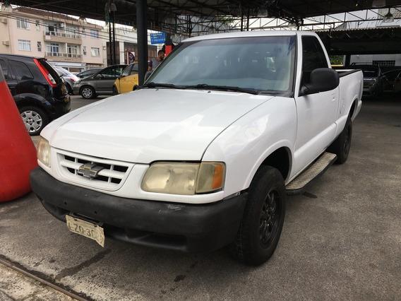Chevrolet S10 2.2 Mpfi Dlx 4x2 Ce 8v Gasolina 2p Manual...