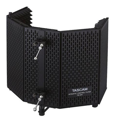 Panel Control Acústico Micrófono Tascam Tm-ar1 + Garantía