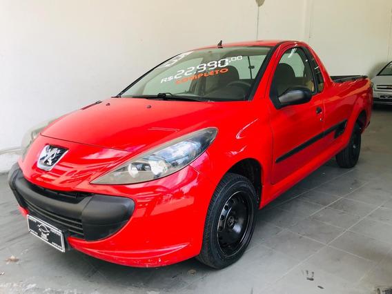 Peugeot Hoggar X-line 1.4 (flex) 2013