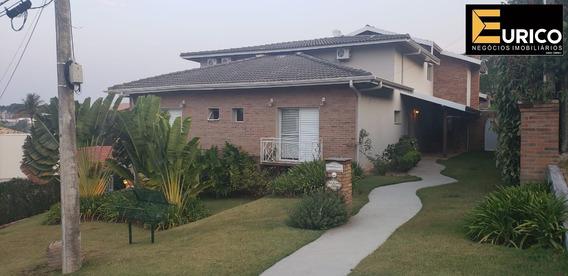 Casa À Venda No Condomínio Vista Alegre Sede Em Vinhedo-sp - Ca01867 - 34425476