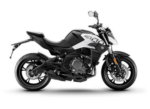 Cf Moto Nk 400 0km 2019 C/abs Ap Motos
